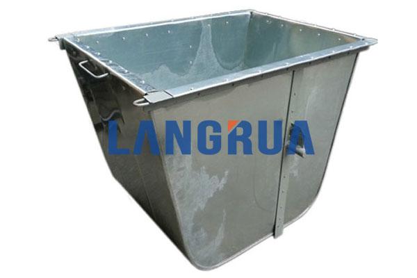 thùng xe gom rác 400l