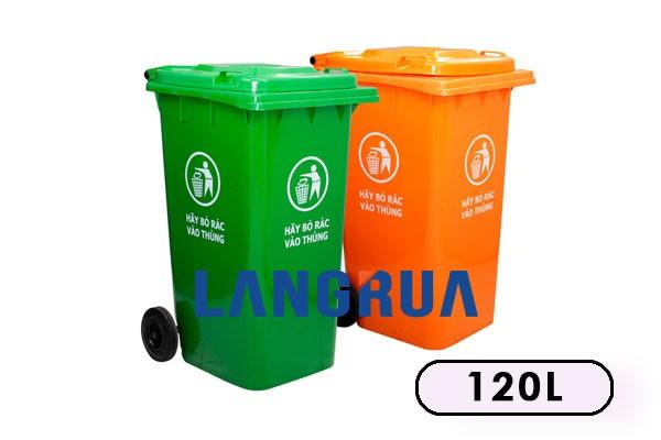 Thùng Rác Nhựa Y Tế 60l, 90l, 120l, 240l giá rẻ